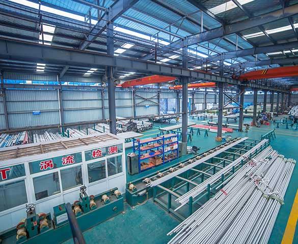 Sailing Steel Industry Factory